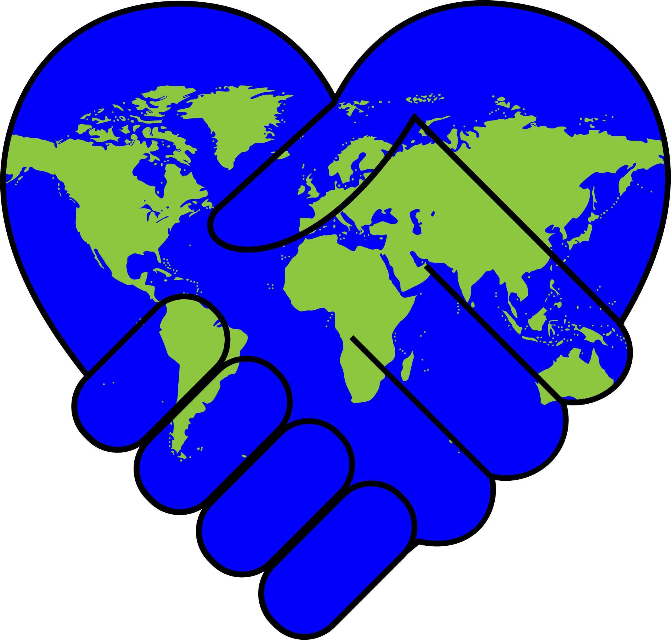 World Peace Icons PNG