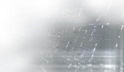 Gray futuristic tech background vector 03