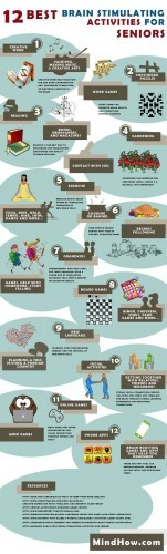 12 Best Brain Stimulating Activities for Seniors