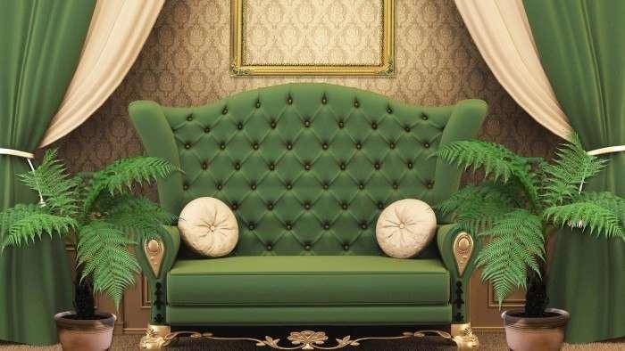 wallpaper chair
