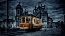 wallpaper tram