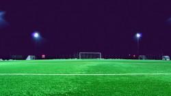 Wallpaper football field