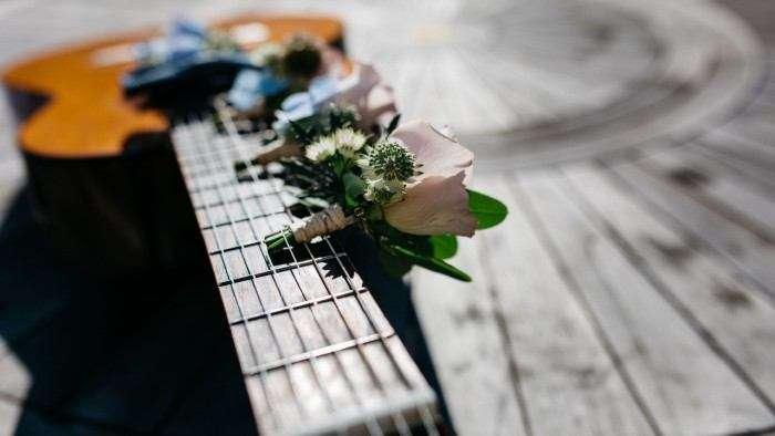 Wallpaper guitar