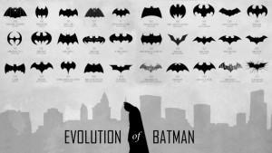 Evolution of Batman (Logo/Characters/Batmobile)
