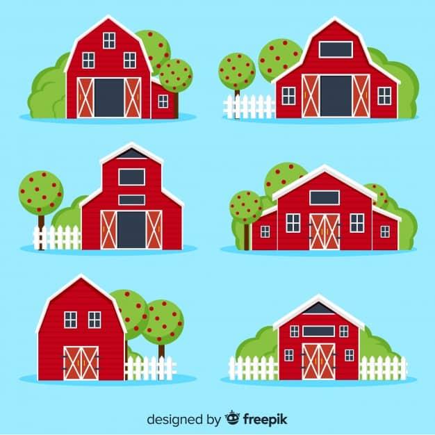 Farm housing collection