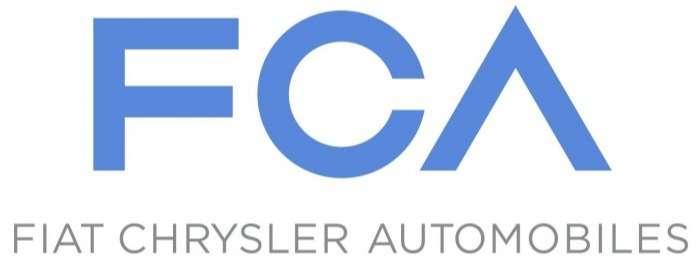 FCA Logo [Fiat Chrysler Automobiles – PDF]