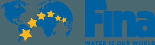 Fédération Internationale de Natation (FINA) Logo [fina.org]