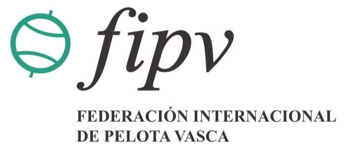Fédération Internationale de Pelota Vasca (FIPV) Logo [EPS File]