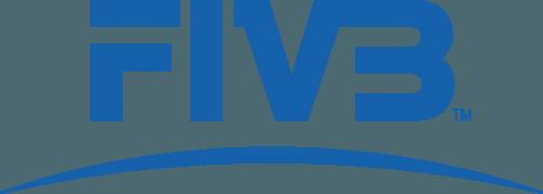 Fédération Internationale de Volleyball (FIVB) Logo
