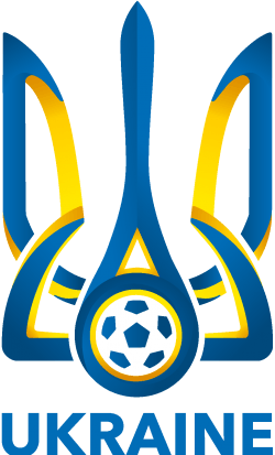 Football Federation of Ukraine & Ukraine National Football Team Logo