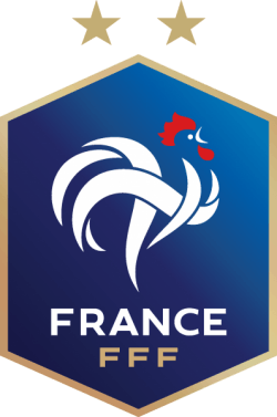 French Football Federation & France National Football Team Logo [fff.fr]