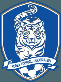 Korea Football Association & South Korea National Football Team Logo