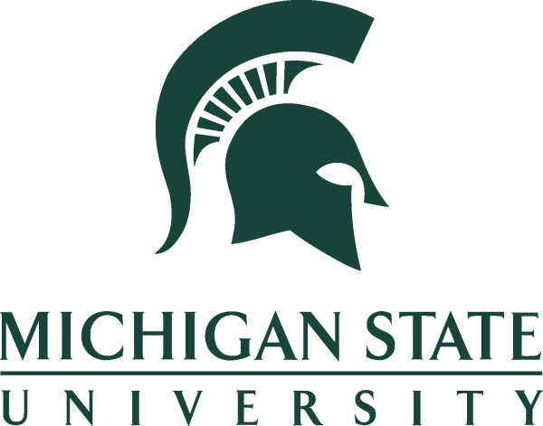 MSU – Michigan State University Arm&Emblem