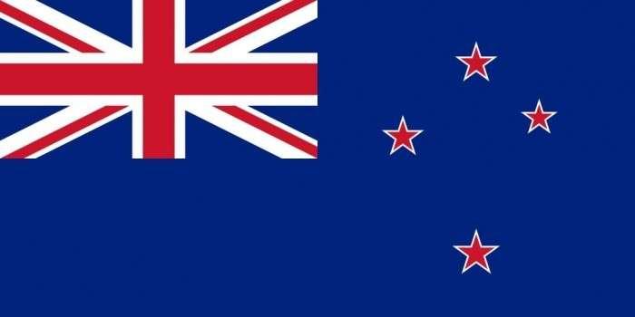New Zealand Flag&Arm&Emblem