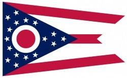 Ohio State Flag&Seal