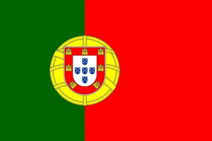 Portugal Flag [Portuguese]