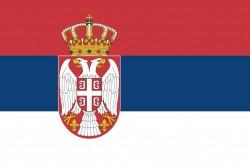 Republic of Serbia Flag&Arm&Emblem