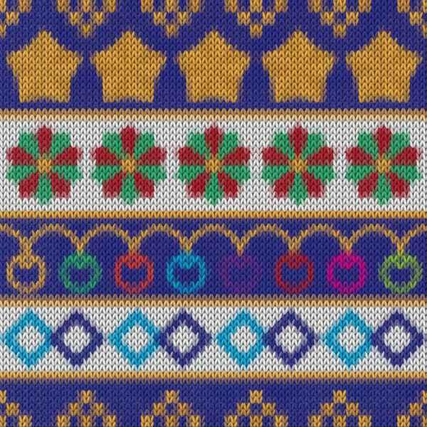 Christmas sweater seamless pattern vector 03