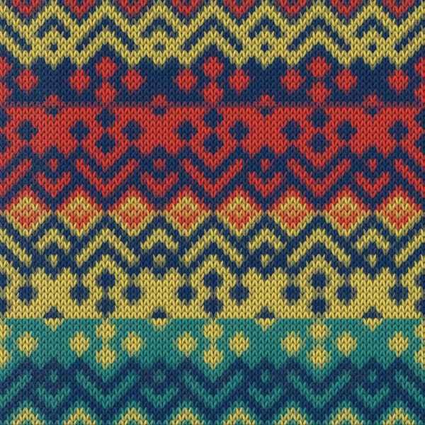 Christmas sweater seamless pattern vector 10