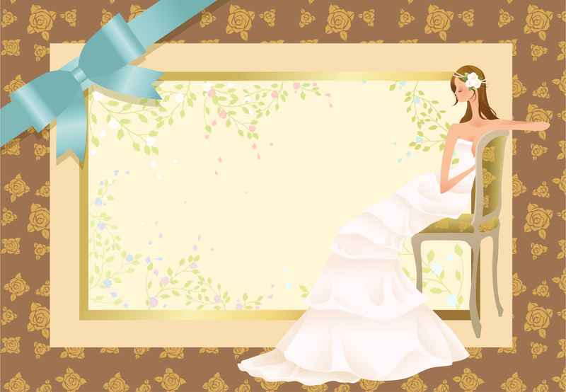 Wedding Vector Graphic 31