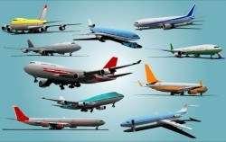 Beautiful Airplane Pack