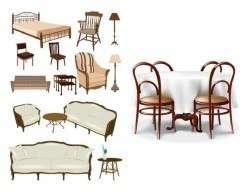 Classic & Decorative Furniture Pack