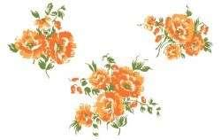 Free Flower Vector-3
