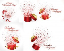Romantic Celebration Gift Box Pack