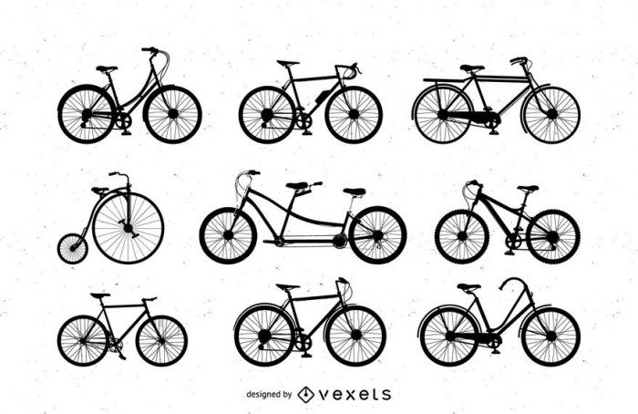 Bikes Vectors