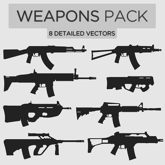 Vector Weapons Pack
