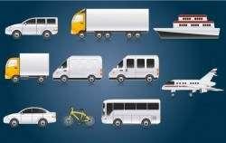 White Transport Pack