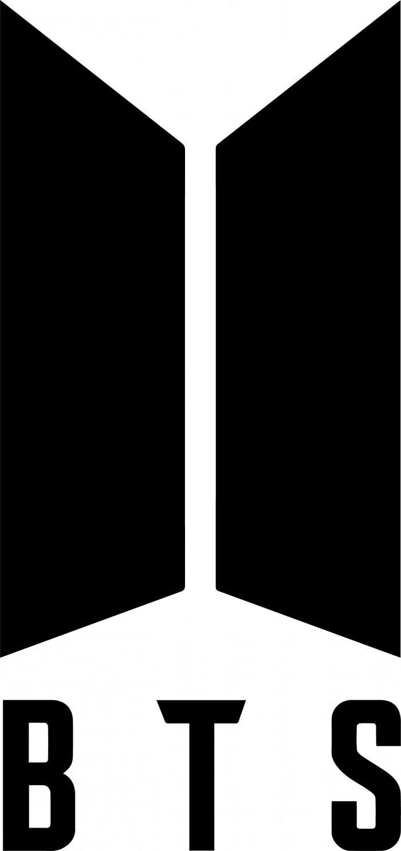 BTS Logo [Bangtan – Band]
