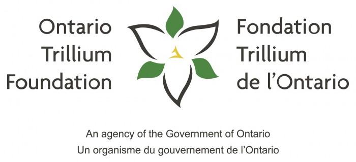 Ontario Trillium Logo – Foundation
