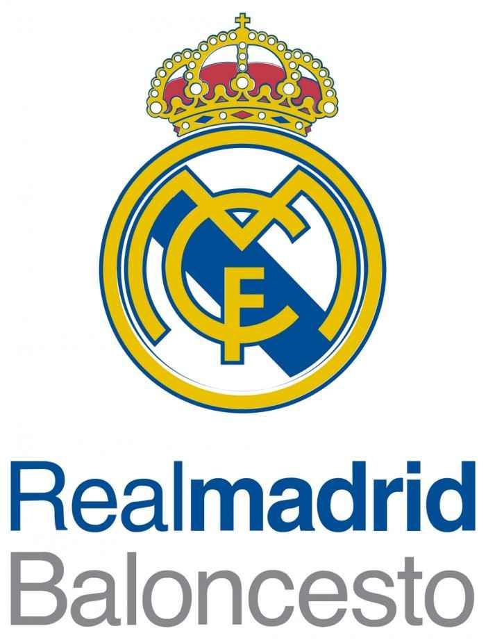 Real Madrid Basketball Logo