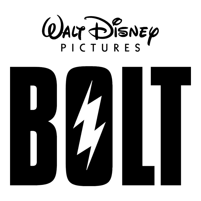Bolt Logo (Walt Disney)