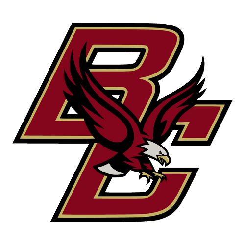 Boston College Eagles Logo