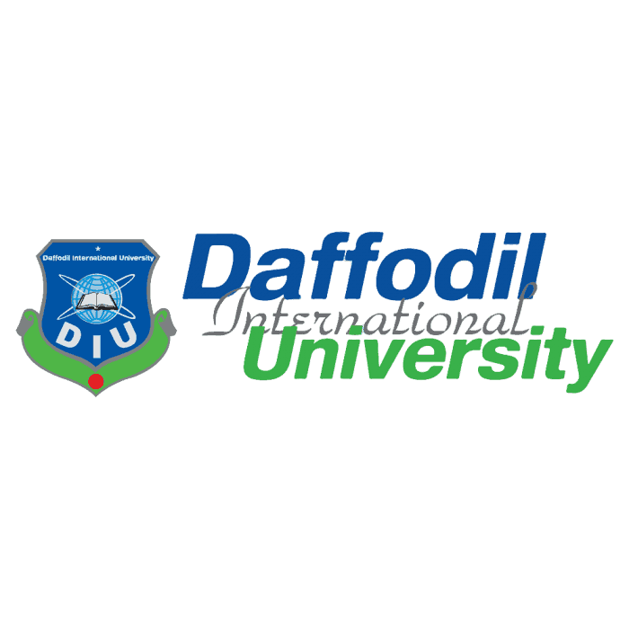 Daffodil International University Logo