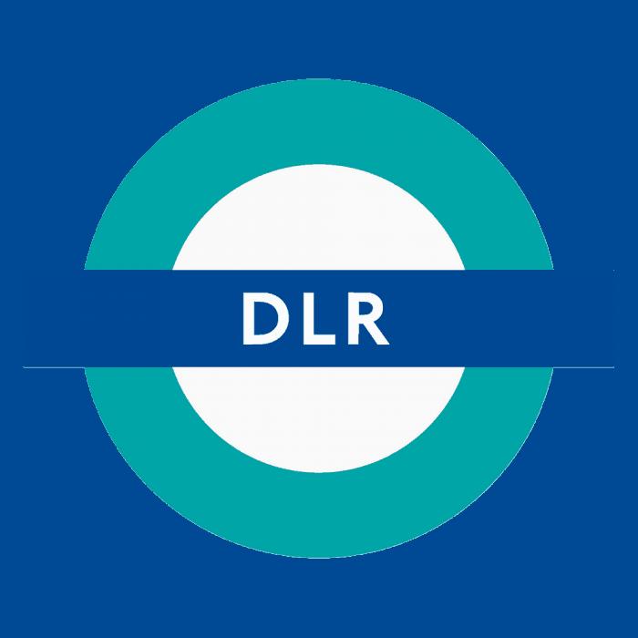DLR Logo (Docklands Light Railway)
