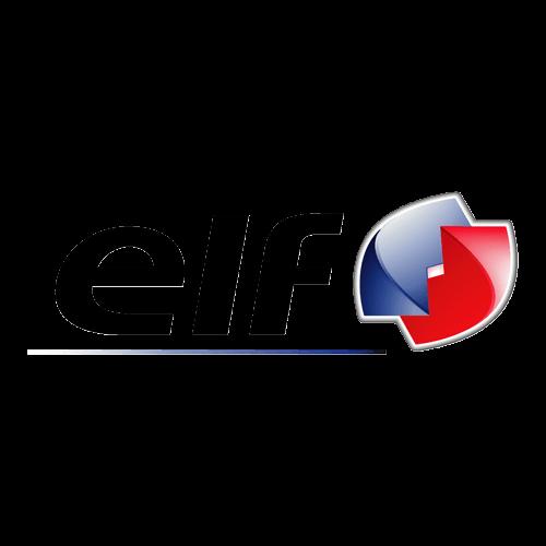 Elf Logo (Oil)