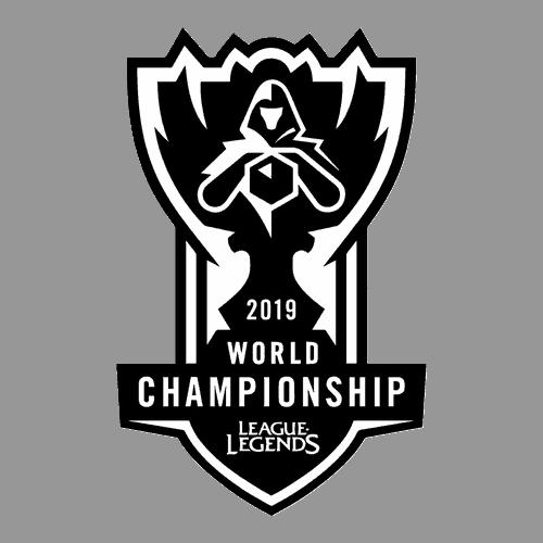 League of Legends Logo (2019 World Championship)