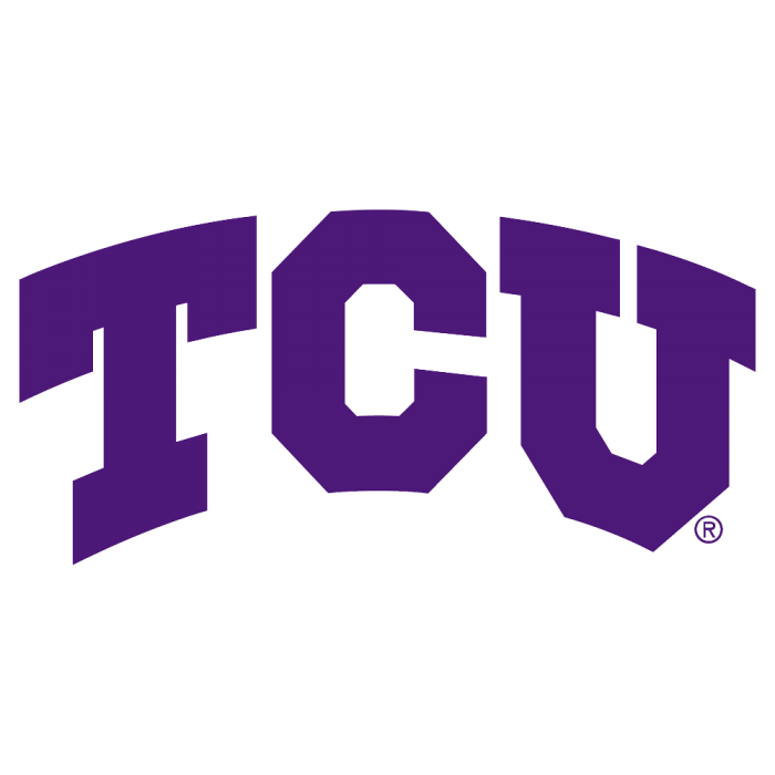 TCU Logo (Texas Christian University)