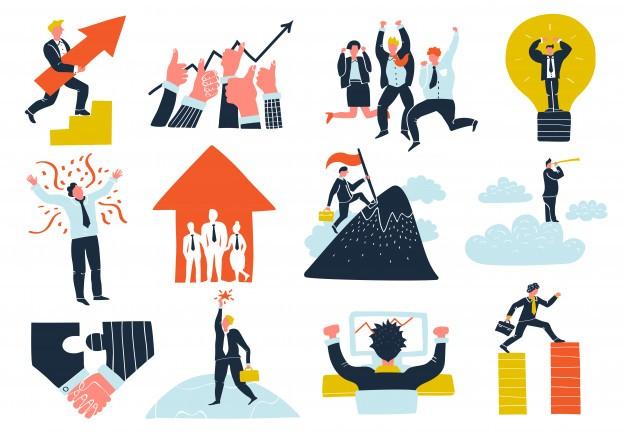 Business success element set