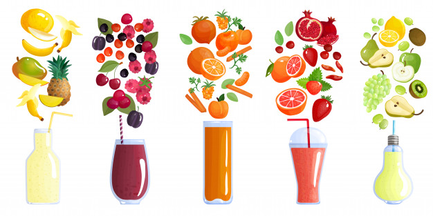 Smoothies collection