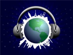 Music World vector