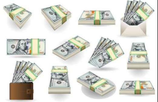 Money Symbols design vectors