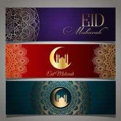 Eid Mubarak headers