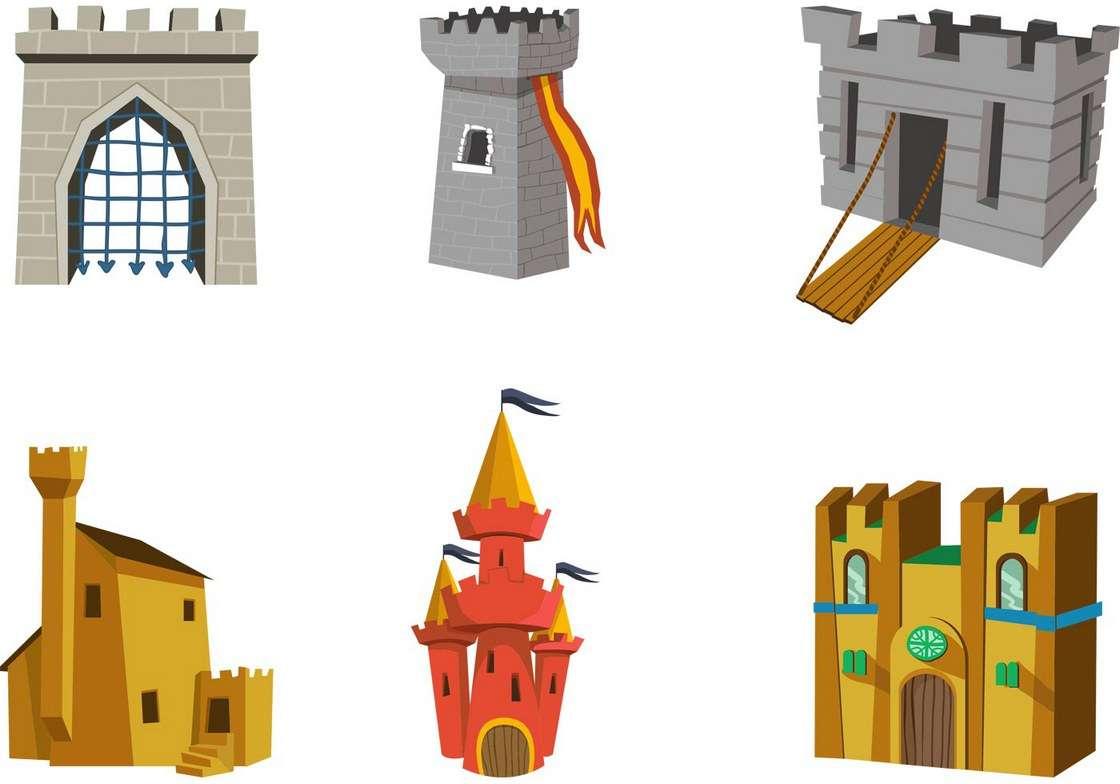 Fantasy Fort Set