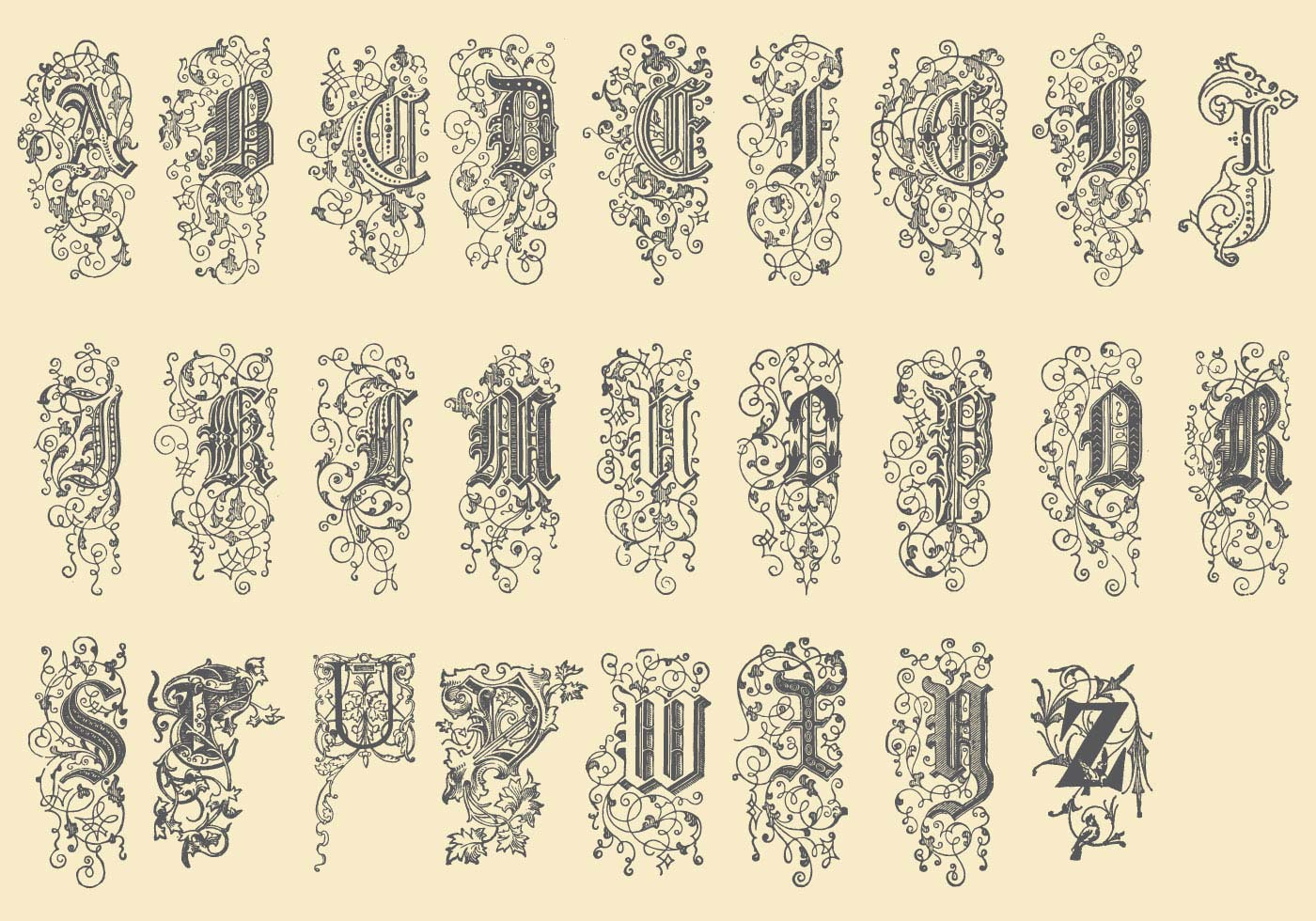 Ornamental Type