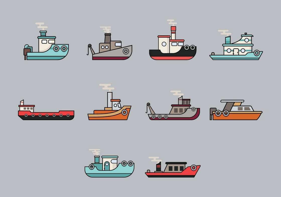 Tugboat Icon