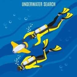Underwater search